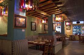 Restaurants near the Statue of Liberty