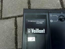 vaillant thermoblock ecotec regelung für heizung steuerung