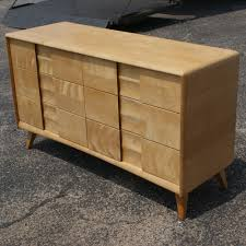 Heywood Wakefield Dresser Styles by Midcentury Retro Style Modern Architectural Vintage Furniture From