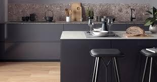 keramik arbeitsplatte für die küche monte graniti
