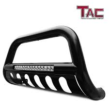 100 Dodge Truck Accessories Amazoncom TAC LED Lighting Bull Bar Fit 20092018 Ram 1500
