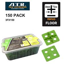 Floor Tile Leveling Spacers by Atr Tile Leveling System 3mm Tile Leveling Spacers