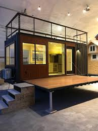 100 Houses Containers Vista C Shipping Container Tiny House From ESCAPE