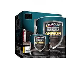 Duplicolor Bed Armor Colors by Dupli Color Bed Armor Ute Tray Liner Kit Kevlar Bak2010 Bed