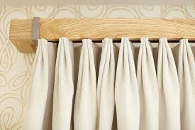 Allen And Roth Wood Curtain Rods by Wood Curtain Rod Barn Wood Header Over Curtain Rod Bed Bath And