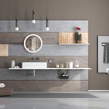flur modern deko spiegel zum aufhängen bad wc mit rahmen