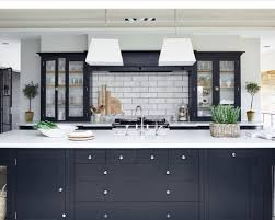 Kitchen Design Photos With Black Cabinets 60 Farmhouse