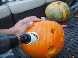 Electric Pumpkin Carving Tools by 6 Power Tools For Extreme Pumpkin Carving
