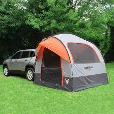 100 Tent For Back Of Truck Rightline Gear SUV Grey Orange Creativesmall Vintage