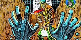 Comic Review The EC Archives Vault Of Horror Vol 1 Dark Horse