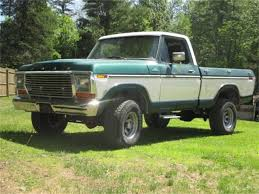 100 1978 Ford Truck For Sale F150 For ClassicCarscom CC1126355