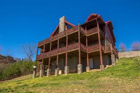 1 Bedroom Cabins In Pigeon Forge Tn by A Cabin Of Dreams Luxury Chalet In Pigeon Forge Tennessee With