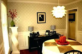 Dining Room Wall Colours Accent Paint Ideas With Full
