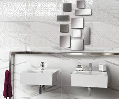 bathroom contemporary ceramic tiles in bathroom white wall tiles