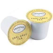 Twinings Earl Grey Tea Keurig K Cup Pods