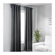 solidaster block out curtains 1 pair black multicolour 145x250 cm