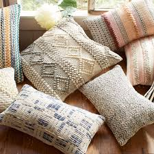 Pier One Outdoor Throw Pillows by Magnolia Home Joslin Gray U0026 Ivory Oversized Pillow Pier 1 Imports