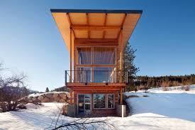 100 Wolf Creek Cabins Gallery Of Red Tail Johnston Architects 3