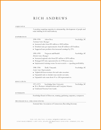 Cover Letter Resume Examples Unique Puter Science Sample Luxury Template Of Good For