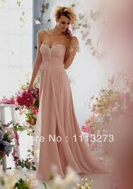 light pink beach wedding dress naf dresses