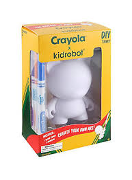 Coloring Books PCustomize Your TRIKKY Anyway You Want To From The Crayola X Kidrobot