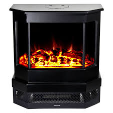 100 This Warm House CMSF10310 Cleveland Floor Standing Electric Fireplace