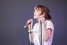 Chvrches We Sink Instrumental by Chvrches U0027 Lauren Mayberry U0027i Will Not Accept Online Misogyny
