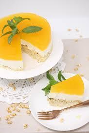 maracuja frischkäse torte mit weißem schokocrispieboden