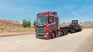 100 Scania Truck S For ATS 130x ATS Mods American Truck Simulator