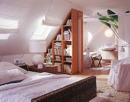 schlafzimmer einrichten und gestalten mansardenzimmer