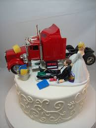 100 Truck Wedding Cake Funny Car Wash KENWORTH Red Vintage Auto Etsy