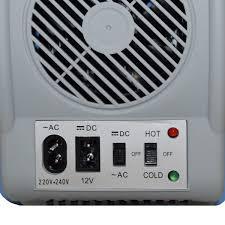 syntrox 6 liter mini kühlschrank warmhaltebox 12v 220v