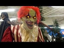 Spirit Halloween Animatronic Mask by Spirit Halloween 7 Ft Creepy Towering Clown Animatronic Sold Out