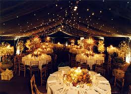 Black And Gold Wedding Lights