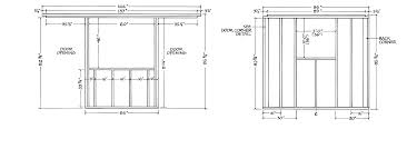 Slant Roof Shed Plans Free by Free Outdoor Kitchen Pavilion Wood Plans Free Step By Step Shed