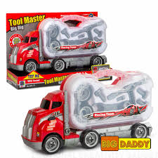 Big Daddy Big Rig Tool Master - Transport Toy Truck Carrier With ... 11 Of The Best Toy Semi Trucks For Revved Up Kids In 2017 Toddlers Elegant 19 Big Toy Hot Wheels Crashing Rigs Assortment Shop Cars My Switch Toys Friction Powered With Lights And Sounds Cheap Monster Find Deals On Amazoncom Tonka Toughest Mighty Dump Truck Games Build Wood Table Saws By Toymakingplanscom Issuu Red Stock Photo Image Hauling Stepside 9378302 Big Trucks Children Giant Ramp Jump Stinky Daddy Rig Tool Master Transport Carrier Wvol With Power