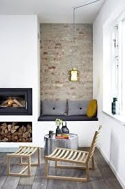wandnischen gestalten wohnzimmer nische sofa wandverkleidung
