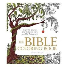 The Bible Coloring Book Inspiring Scenes And Scripture From Old Testament