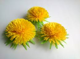 How To Make Quilling Flower Dandelion Paper Art