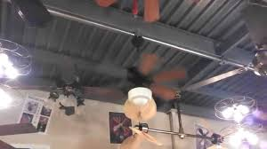 Encon Ceiling Fan Remote by Encon Six Blade Ceiling Fan Hunter Original Copy Youtube