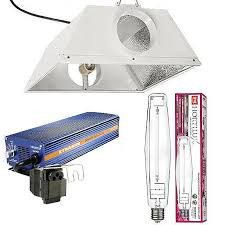 1000 Watt Hps Bulb Hortilux by 1000w Hps Hortilux Digiair Value Light Kit Natural Indoor Garden
