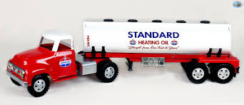 Awesome Restored Vintage 1956 Tonka Standard Heating Oil Truck ...