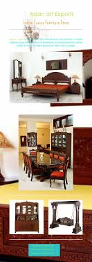 Rajasthani Jodhpur Hand Carved Teak Wooden Sofa Diwan Sets Chaise Lounge Furnitures By