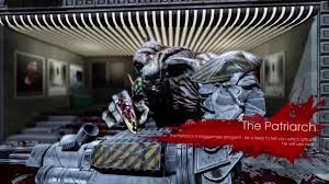 Killing Floor Patriarch Trophy by Quick On The Trigger Killing Floor 2 Youtube