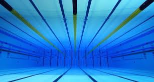 Bing Image Archive An Underwater View Of The Olympic Swimming Pool At Aquatic Centre In London 2012 Park Stratford
