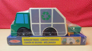 Melissa And Doug Wood Recycling Garbage Truck Mullwagen Toy Unboxing ... Melissa Doug Big Truck Building Set Aaa What Animal Rescue Shapesorting Alphabet What 2 Buy 4 Kids And Wooden Safari Carterscom 12759 Mega Racecar Carrier Tractor Fire Indoor Corrugate Cboard Playhouse Food Personalized Miles Kimball Floor Puzzle 24 Piece Beep Cars Trucks Jigsaw Toy Toys For 1224 Month Classic Wood Radar