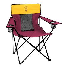 Amazon.com : Logo Brands Collegiate Arizona State Sun Devils Elite ... Amazoncom San Francisco 49ers Logo T2 Quad Folding Chair And Monogrammed Personalized Chairs Custom Coachs Chair Printed Directors New Orleans Saints Carry Ncaa Logo College Deluxe Licensed Bag Beautiful With Carrying For 2018 Hot Promotional Beach Buy Mesh X10035 Discountmugs Cute Your School Design Camp Online At Allstar Pnic Time University Of Hawaii Hunter Green Sports Oak Wood Convertible Lounger Red