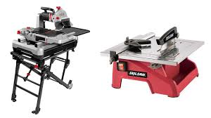Ridgid 7in Tile Saw With Laser by Top 5 Best Tile Saw Reviews 2017 Youtube