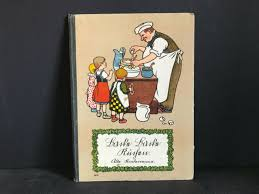 backe backe kuchen alte kinderreime ca 1910 ebay