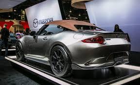 The Retro Mazda Miata Spyder Concept Is So So Cool – News – Car